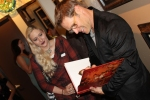 Daniel Merriam book signing